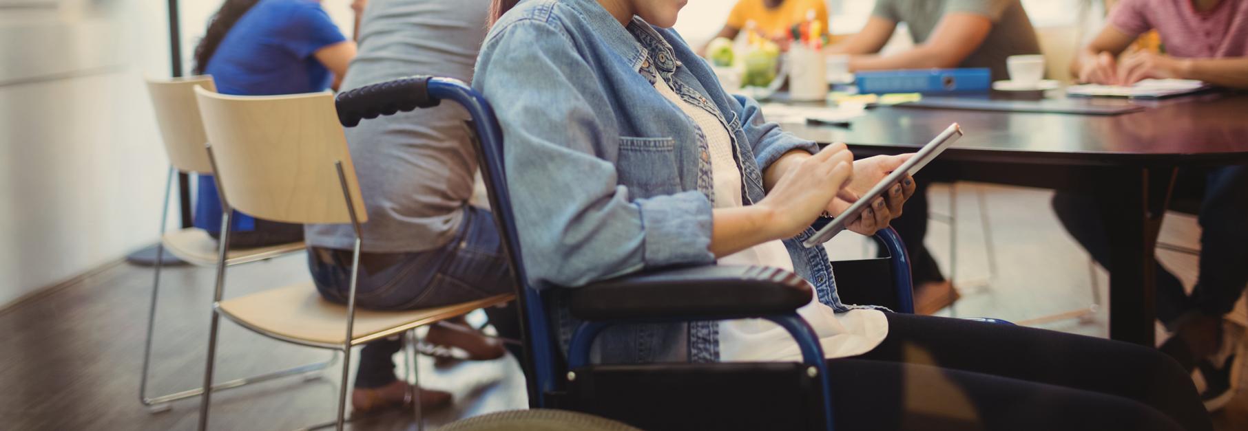"""Ley N°21.015 """"De La Inclusión Laboral de Personas con Discapacidad"""""""